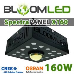GreenVisuaLED - SPOT horticole LED 5W flexible pour mur végétal