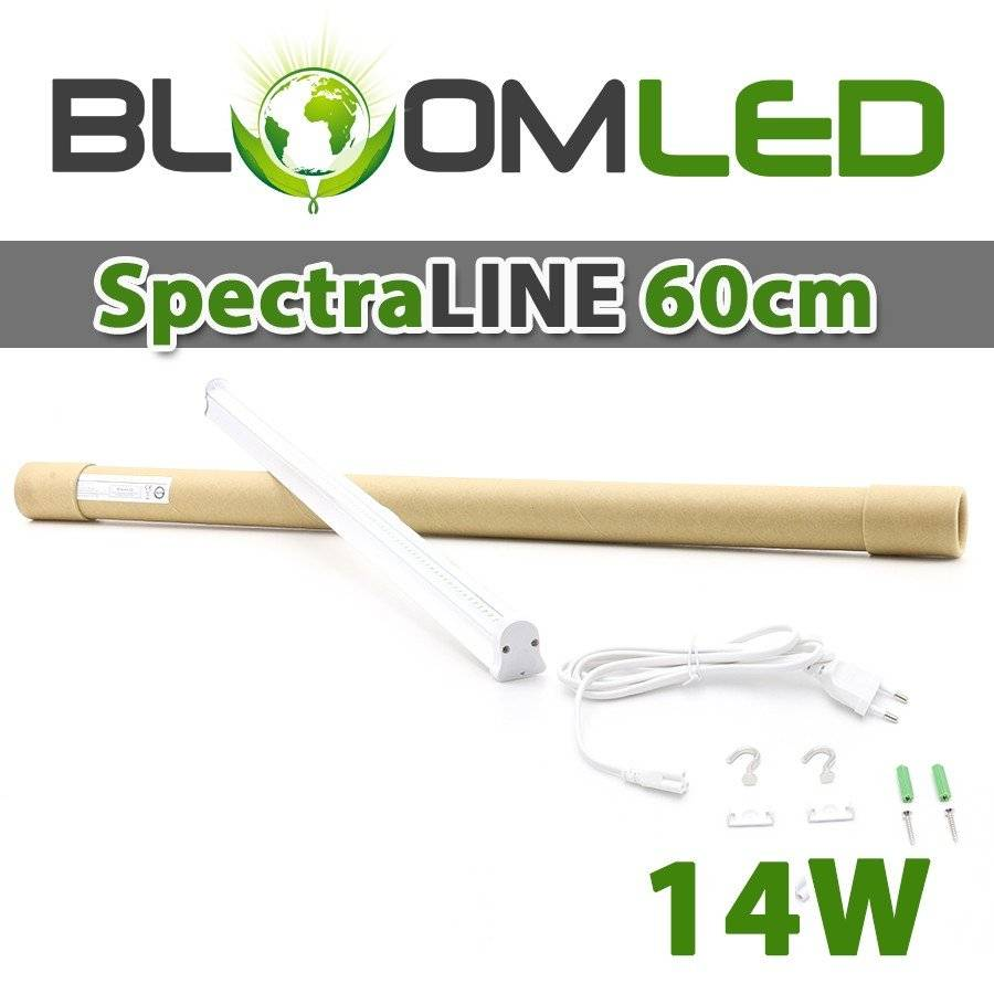 SpectraLINE 30cm - 7W - Eclairage LED special bouturage